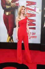 Katherine McNamara At Warner Bros. and New Line Cinema