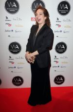 Katherine Parkinson At 19th WhatsOnStage Awards in London