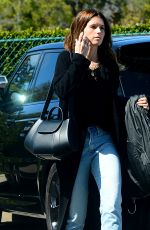 Katherine Schwarzenegger Goes to a Fitting in Beverly Hills