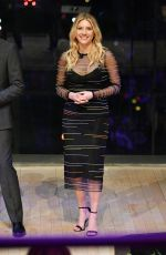Katheryn Winnick At A+E Upfront at Jazz in NYC