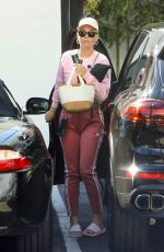Katy Perry O&A in LA