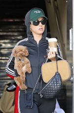 Katy Perry Out in Beverly Hills