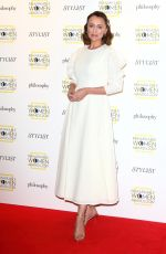 Keeley Hawes At Stylist