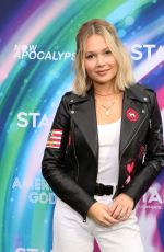 Kelli Berglund At American Gods & Now Apocalypse Live Viewing Party At #TwitterHouse in Austin