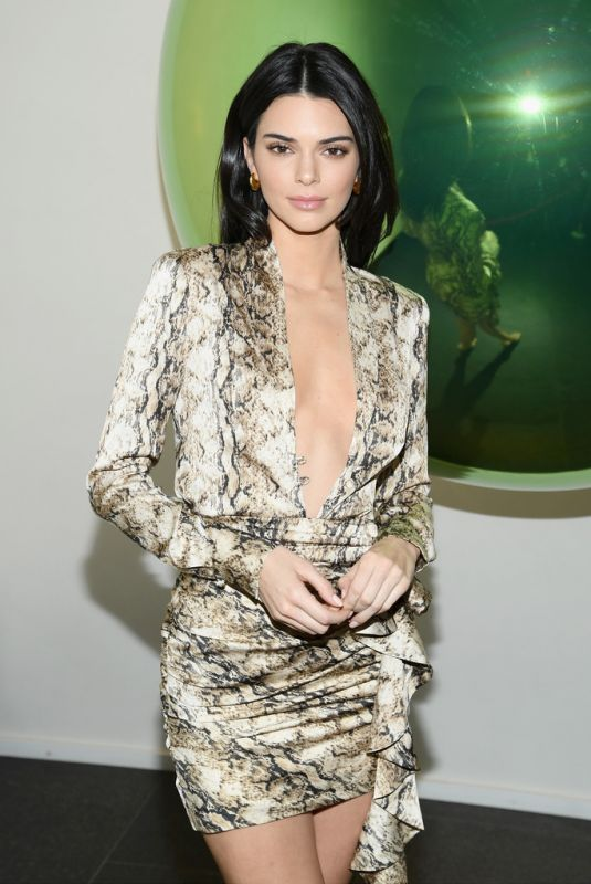 Kendall Jenner At The Times Square Edition Premiere in NYC