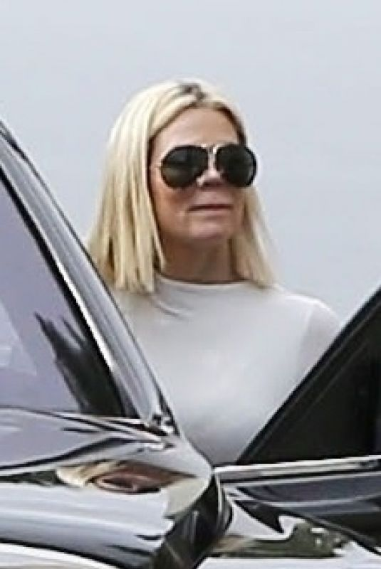 Khloe Kardashian Is joined by a mystery man for Sunday Church service in Los Angeles