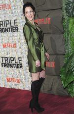 "Kimberly Williams-Paisley At NETFLIX World Premiere of ""Triple Frontier"" at Jazz at Lincoln Center in New York"