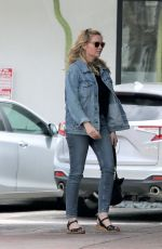 Kirsten Dunst Heads out for some shopping at a party supply store in LA