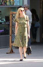 Kirsten Dunst Steps out to see a movie with a friend in Los Angeles