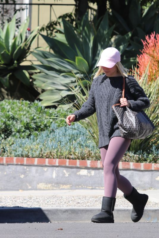 Kristen Bell Out in Los Angeles