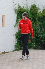 Kristen Stewart At a spa in LA