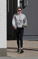 Kristen Stewart Out in Los Angeles
