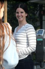 Lana Del Rey Shopping in LA