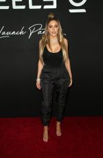Larsa Pippen Attends an event at Sunset Towers in West Hollywood