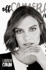Lauren Cohan - Off Camera Magazine, March 2019 Issue