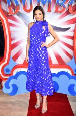 Lilah Parsons At Dumbo Film Premiere in London