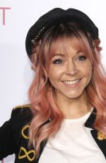 Lindsey Stirling At Premiere of Lionsgate