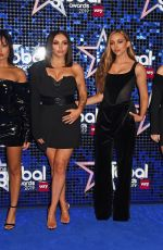 Little Mix At The Global Awards 2019 in London