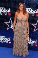 Lucy Horobin At The Global Awards, London