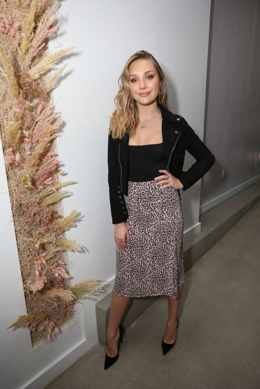 Maddie Ziegler At Showpo Pop-Up Launch Party on Melrose in Los Angeles