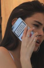 Madison Beer Out for lunch and shopping in West Hollywood