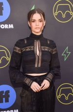 Maia Mitchell At Freeform Summit in LA