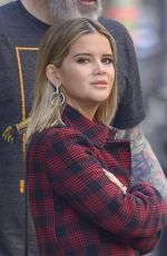 Maren Morris Stepping out in New York City