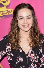 Mary Mouser At