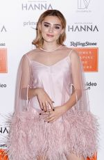 Meg Donnelly At 2019 Rolling Stones Womens Shaping the Future Brunch in NYC