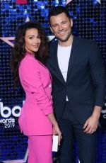 Michelle Keegan At The Global Awards 2019 in London