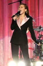 Miley Cyrus Performs onstage during The Women
