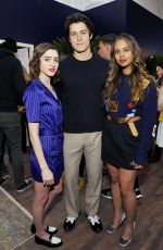Natalia Dyer & Alisha Boe At Prime Video Blue Room during 2019 SXSW Festival in Austin