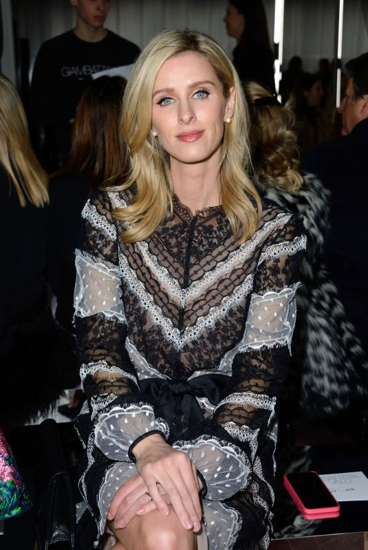 Nicky Hilton Attending the Giambattista Valli show as part of the Paris Fashion Week Womenswear Fall/Winter 2019/2020