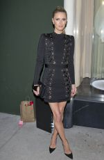 Nicky Hilton Leaving the Balmain Store in West Hollywood