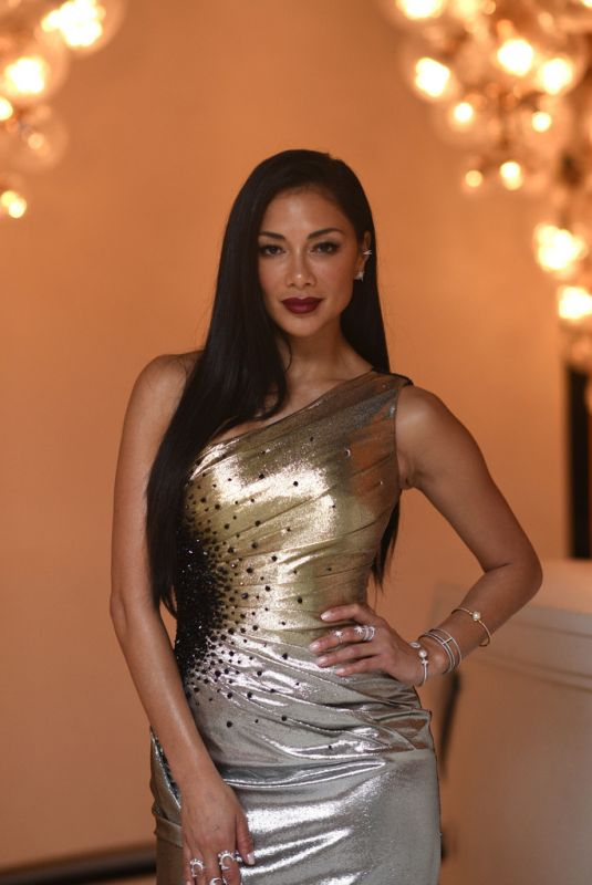 Nicole Scherzinger At amfAR Gala in Hong Kong