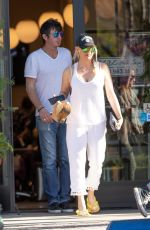 Nicollette Sheridan Out in Calabasas