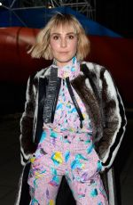 Noomi Rapace At Louis Vuitton show during Paris Fashion Week Womenswear Fall/Winter 2019/2020