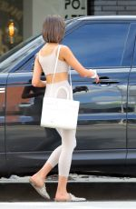 Olivia Culpo Shopping in West Hollywood