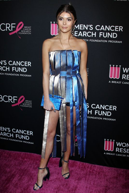 Olivia Jade Giannulli At The Women's Cancer Research Fund ... Olivia Jade Giannulli