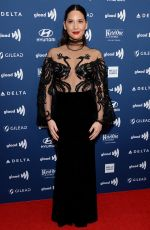 Olivia Munn At 30th Annual GLAAD Media Awards in LA