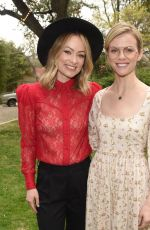 Olivia Wilde Attends the Vision Council 3-Day Eye Health event held at The Jane Club during SXSW in Austin