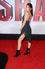 Paris Berelc At Shazam Film Premiere at TCL Chinese Thatre, Los Angels