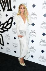 Paris Hilton At MCM Beverly Hills Store Opening, Los Angeles