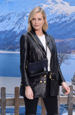 Poppy Delevingne At Chanel Show at the Paris Fashion Week