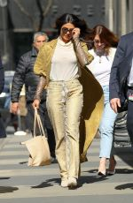 Priyanka Chopra Out in NYC