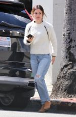 Rachel Bilson Steps out for lunch in Los Feliz