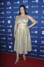 Rachel Bloom At The 30th Annual Glaad Media Awards in LA