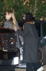 Reese Witherspoon Enjoying a night out at Soho House in West Hollywood