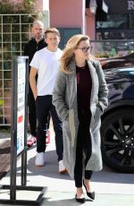 Reese Witherspoon Took her husband and son on the set of her upcoming movie in LA
