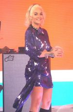 Rita Ora On the today show in NYC